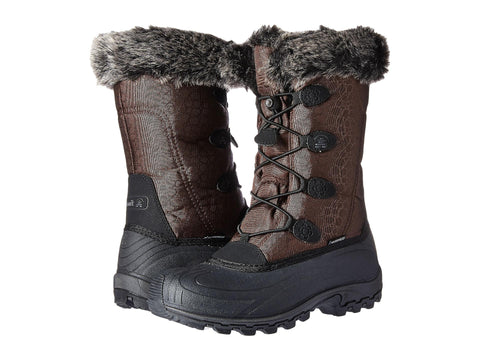 Kamik Momentum Chocolate Women's Snow Boots