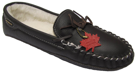 Men's Leather Moccasins Orion