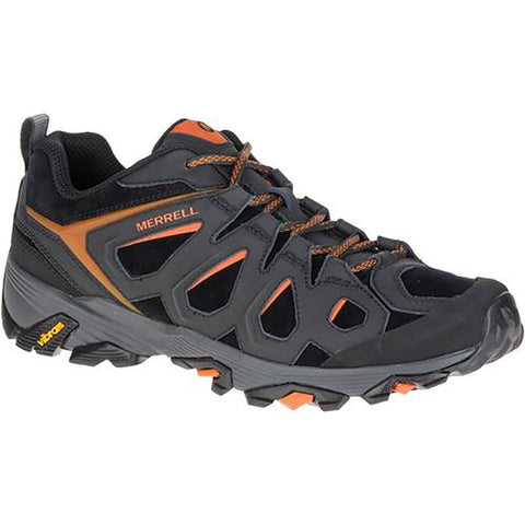 Merrell Men's Moab FST Leather Black/Orange