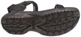 Teva Men's Sandal, Tanza Black