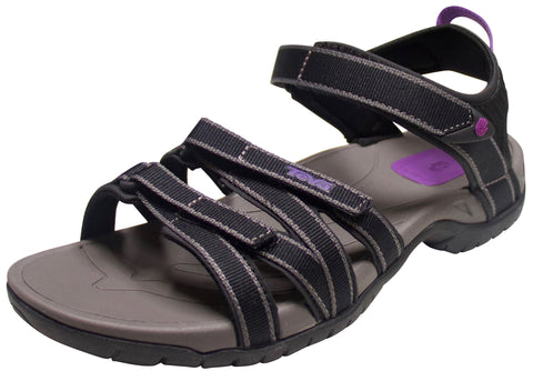 Teva Women's Tirra Sandal Black/Grey