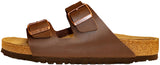 Arizona Soft Footbed Birko-Flor Dark Brown