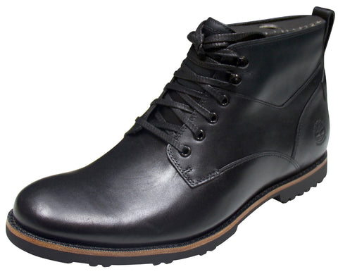Timberland Men's Kendrick Waterproof Chukka Black