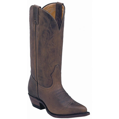 "Boulet 12"" Ladies HillBily golden Cowboy Toe Boot"