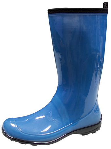 Kamik Women's Heidi Light Blue Rain Boot