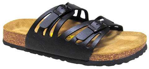 Viking Whistler Two Strap with Cutout Sandal