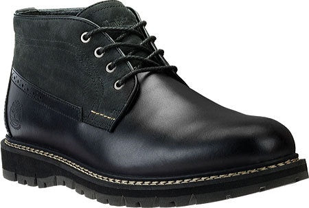 Timberland Men's Britton Hill Chukka Black