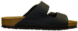 Birkenstock Arizona Soft Footbed Oiled Leather Black