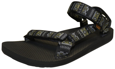 Teva Men's Original Universal Sandal Pottery Black Multicolorf