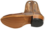 Boulet Western Boots Men's, Rider Sole, Challenger, Hillbilly Golden
