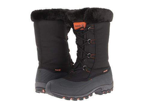 Women's Rival Snow Boots Black