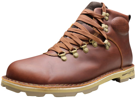 Merrell Men's Sugarbush Mid Braden Leather Waterproof Hiking Boot