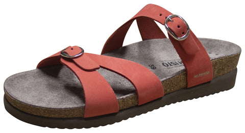 Mephisto Women's Hannel Sandal, Coral