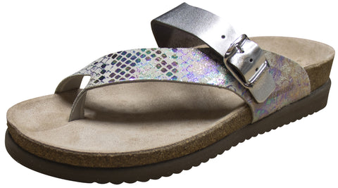 Mephisto Women's Helen Sandal, Multicoloured Queenie