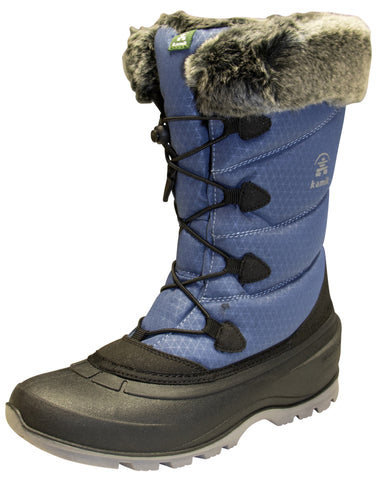 Kamik Women's Momentum2 Blue Winter Boot