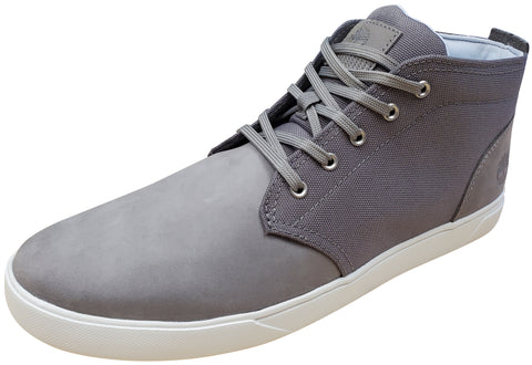 Timberland Men's Groveton Medium Grey Nubuck