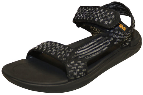 Teva Women's Terra Float 2 Knit Evolve Sandal Black