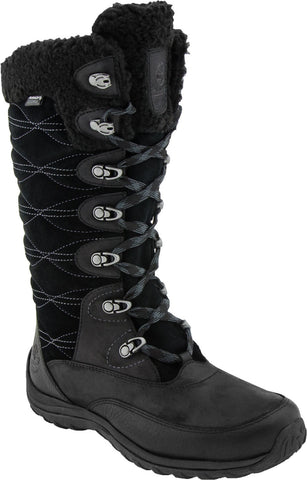 Timberland Women's Earthkeepers® Willowood Waterproof Insulated Boot in Black