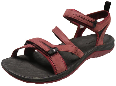Merrell Women's Siren Strap Q2 Sandals Chocolate Truffle