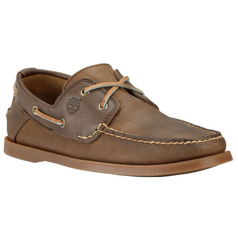 Timberland Men's Earthkeepers 2-Eye Boat Shoes Brown