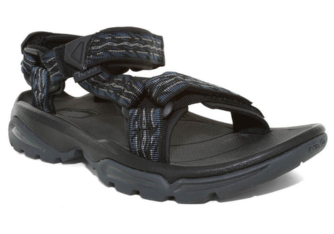 Teva Men's Terra Fi4 Firetread Midnight Sandal