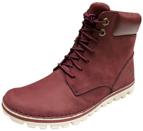 Timberland Women's Brookton 6in Lace Burgundy