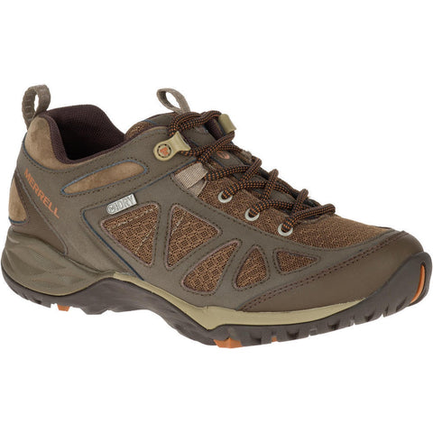 Merrell Women's Siren Sport Q2 Waterproof Hiking Shoe Slate Black