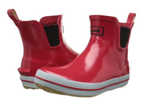 Women's SharonLo Rain Boots Red