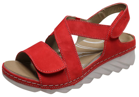 Romika Salem 06, Red, Sandal