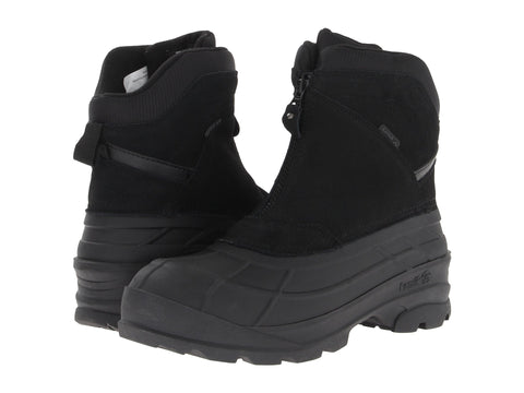 Kamik Men's Champlain2 Winter Boots Black