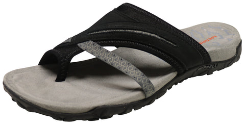 Merrell Women's Terran Post II Sandal Black