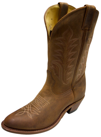 Boulet Western Boots Womens Challenger Cowboy Virginia Mesquite