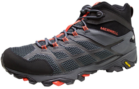 Merrell Men's Moab FST 2 Mid Waterproof Hiking Boot