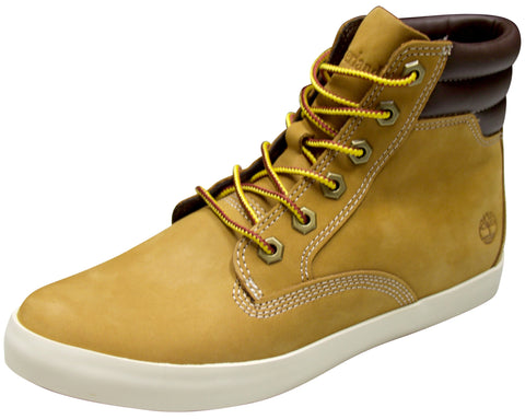 Timberland Women's Dausette Sneaker Boot Wheat
