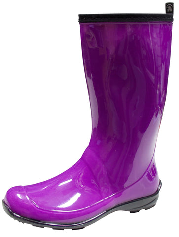 Kamik Heidi Rain Boot Dewberry