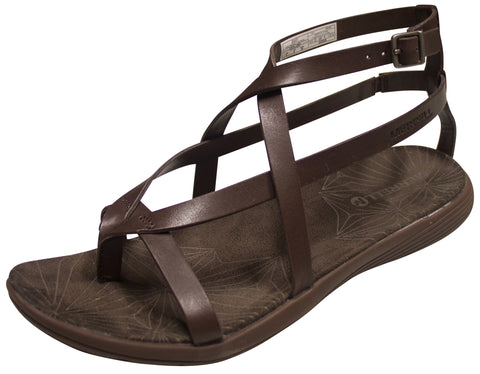 Merrell Women's Duskair Seaway Thong Leather Sandal