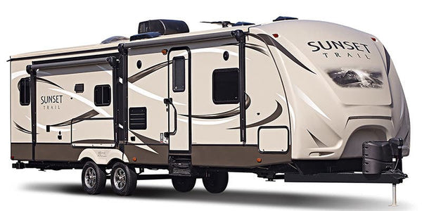 Travel Trailer Sleeps 10 - For Use Only At Blue Meadows