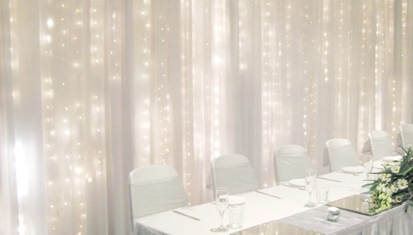 Backdrop Lighting  (includes set up & take down)