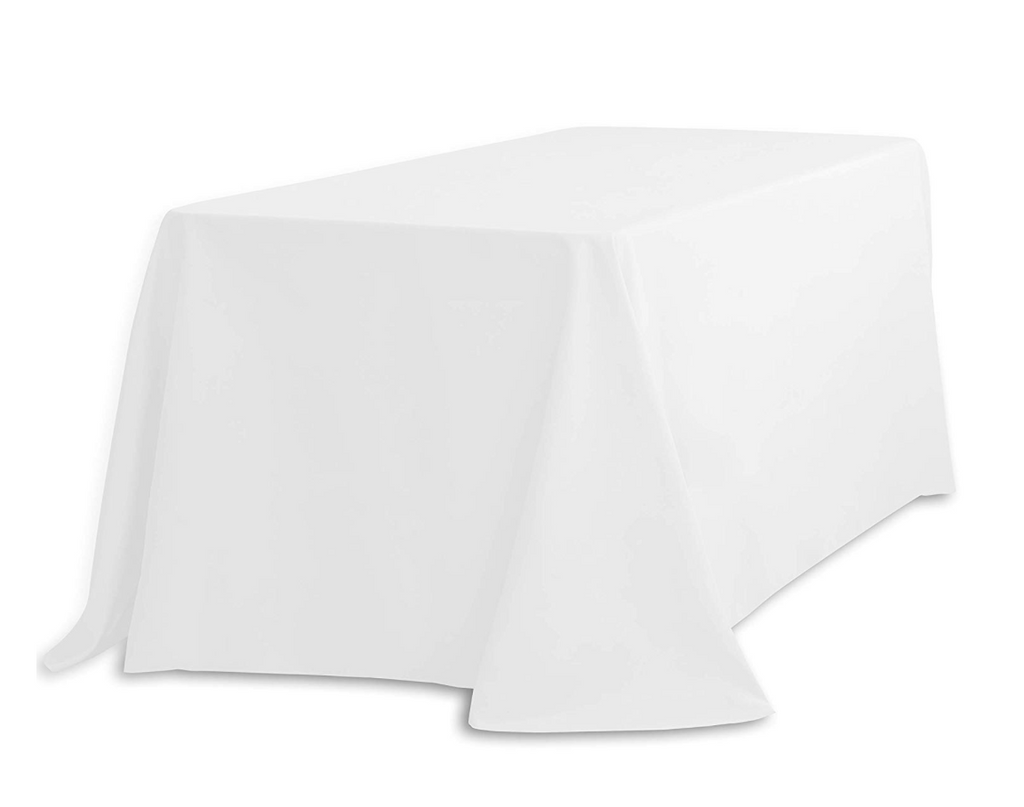 "Premium Tablecloth - Rectangle 90""x132"""