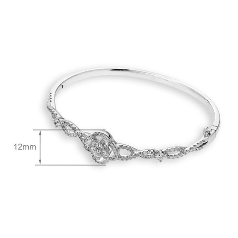 H05520A - Diamond Bangle