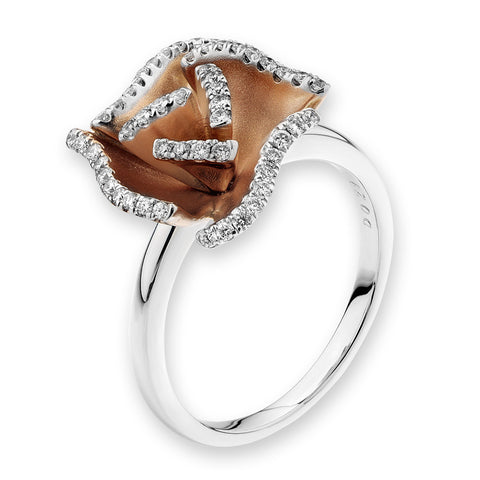 ROSE DIAMOND RING -S05933R