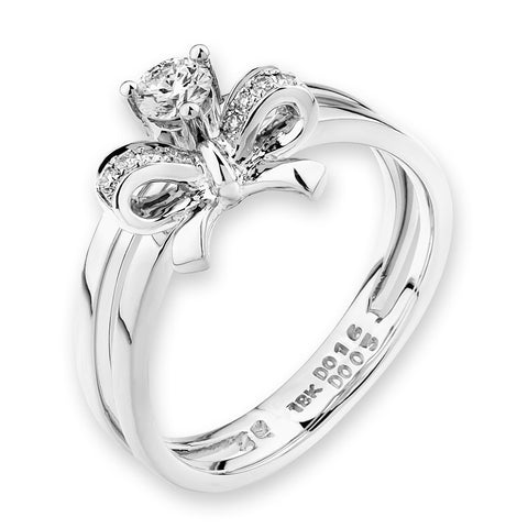 RIBBON DIAMOND RING -S05976R