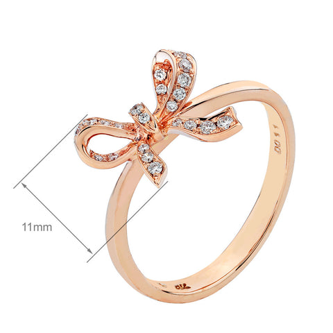 RIBBON DIAMOND RING -S07480R