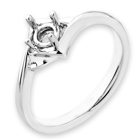 Solitaire Semi-Mount Ring F06547R