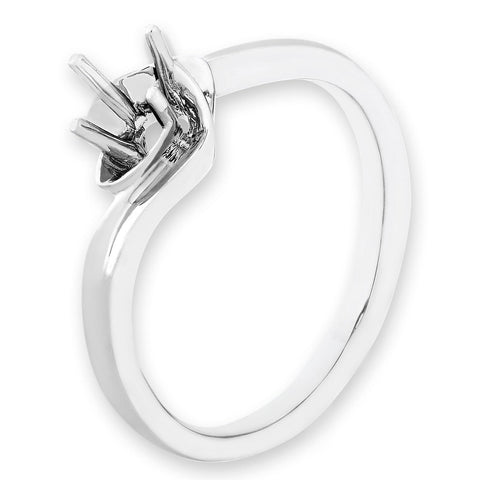 Solitaire Semi-Mount Ring F06561R