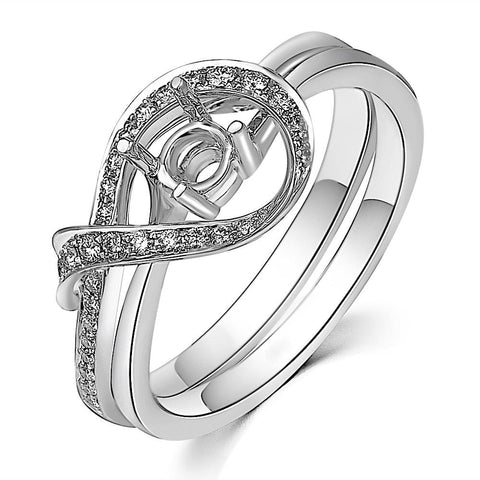 Semi-Mount Evening Diamond Ring N03613S