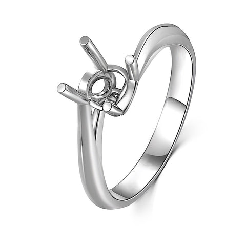 Solitaire Semi-Mount Ring F07354R