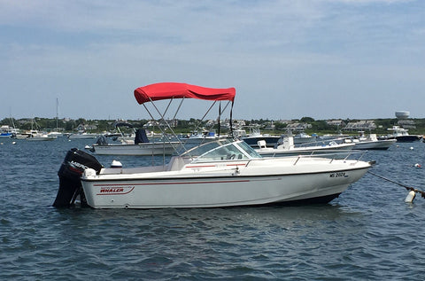 Boston Whaler 20ft Dauntless Dual Console