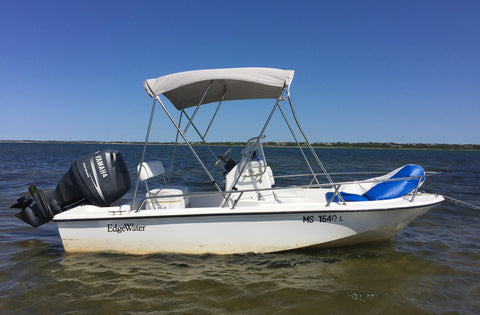 EDGEWATER 16ft Center Console