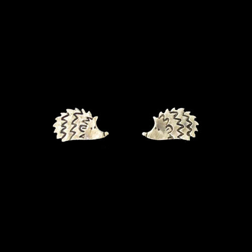 Solid Silver Stud Earrings